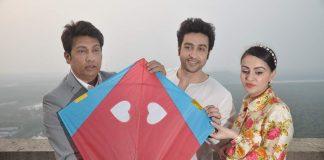 Shekhar Suman, Adhyayan Suman, Ariana Ayam promote Heartless