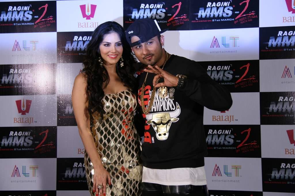 Sunny leone and Honey singh ragini MMS (5)