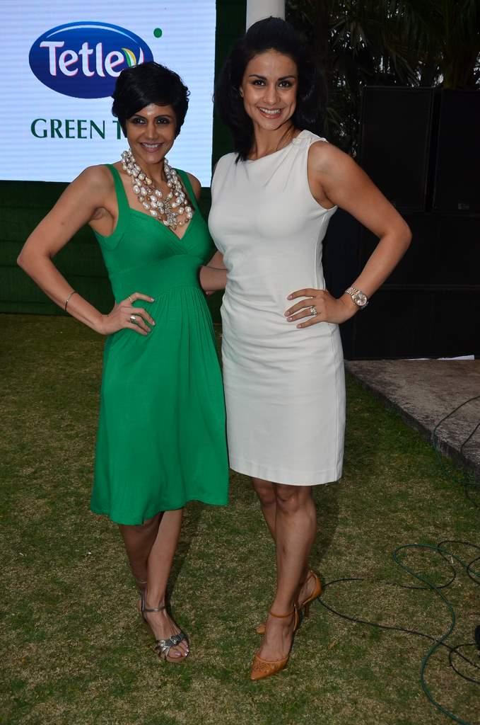 Tetley green tea launch (1)