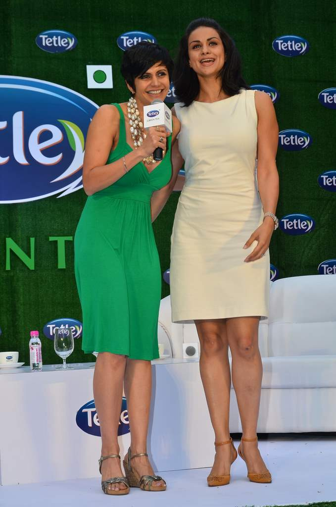 Tetley green tea launch (2)
