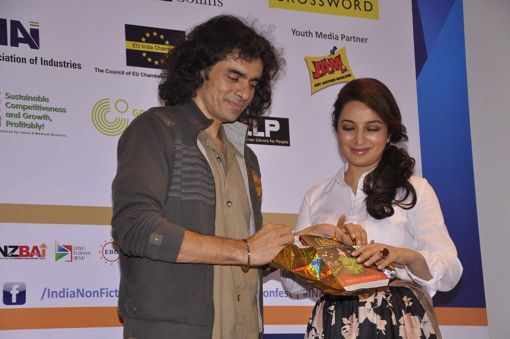 Tisca chopra book launch (2)