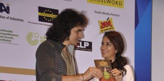 Imtiaz Ali reveals Tisca Chopra's first book Acting Smart