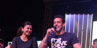 Salman Khan, Daisy Shah and Sohail Khan snapped at Worli Festival 2014 – Photos