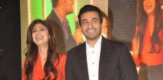 Shilpa Shetty and Raj Kundra snapped at Worli Festival 2014 – Photos