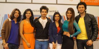 Cast of Yaariyan attend promotion in Delhi