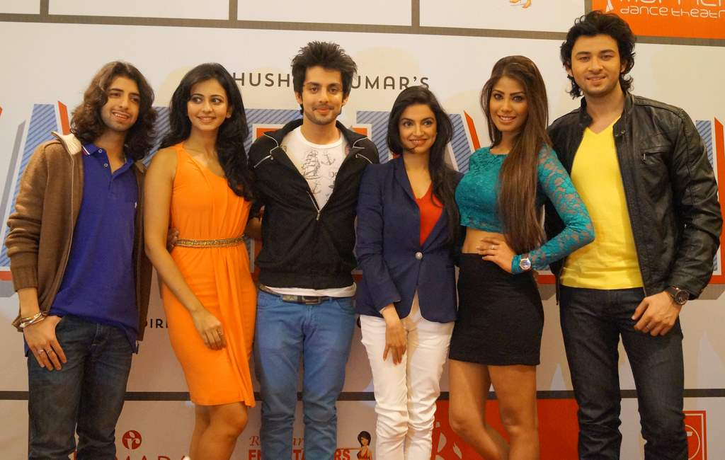 Yaariyan Movie 2013 Actress Cast of Yaariyan atten...