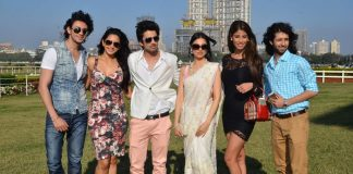 Stars snapped promoting Yaariyan at Royal Western India Turf Club, Photos