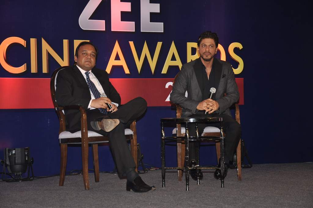 Zee Cine awards press meet (2)