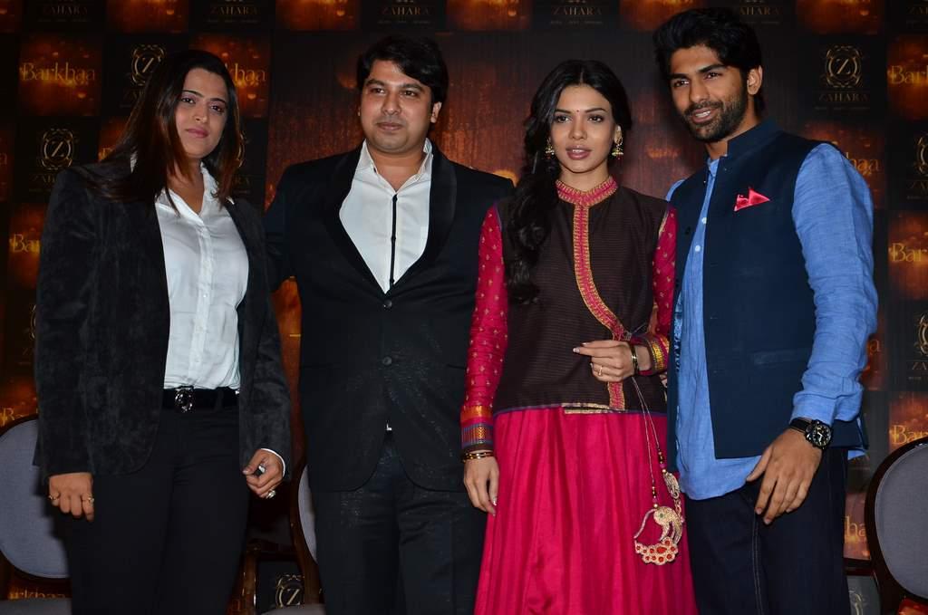 barkha movie launch (4)