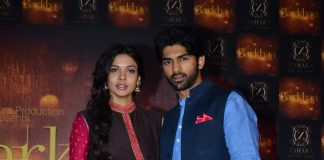 Sonu Nigam, Taaha Shah, Sara Loren attend Barkha movie launch