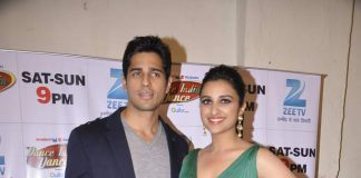 Sidharth Malhotra, Parineeti Chopra promote Hasee Toh Phasee on Dance India Dance