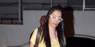 Manyata Dutt hospitalized in Mumbai