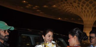 Anushka Sharma snapped at airport while leaving for Sri Lanka – Photos