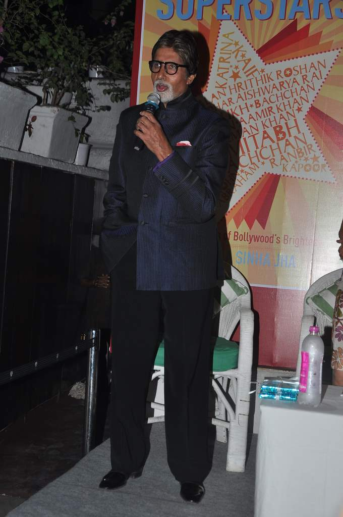 Amitabh bachchan at book launch (2)