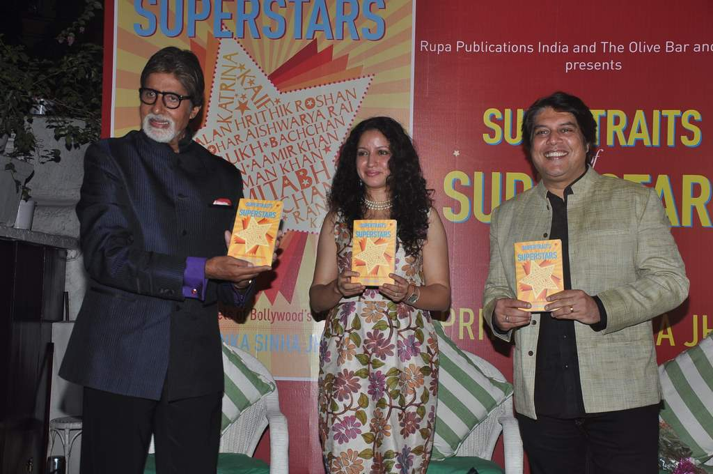 Amitabh bachchan at book launch (4)