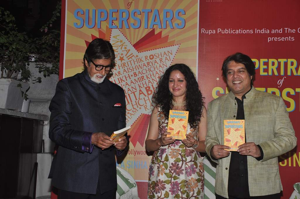 Amitabh bachchan at book launch (5)