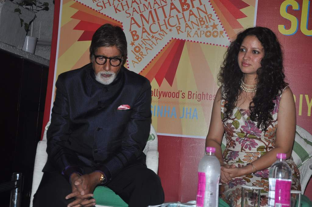 Amitabh bachchan at book launch (6)