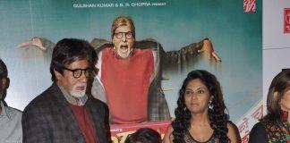 Amitabh Bachchan launches Bhoothnath Returns trailer video
