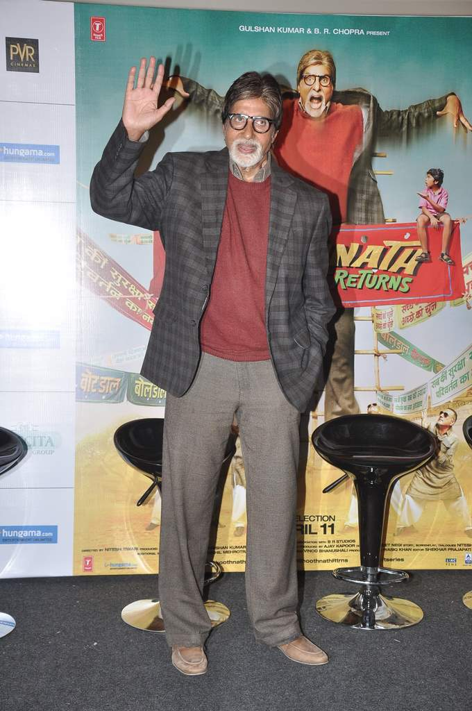 Amitabh bachchan bhoothnath trailer launch (4)