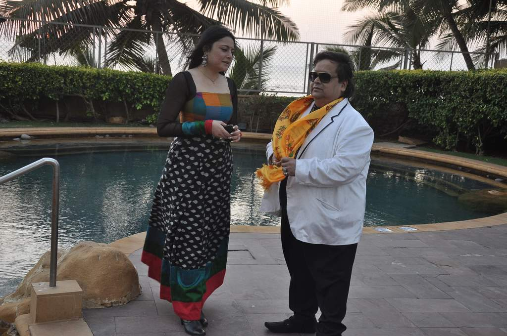 Bappi Lahiri felicitated (5)