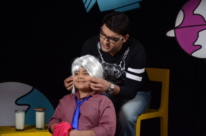 Captain Tiao and Kapil Sharma bond over Dadi