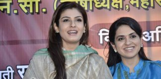 Raveena Tandon, Chetan Bhagat, Shaina NC attend Chai Pe Charcha event