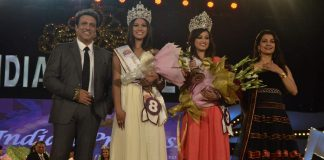 Govinda, Juhi Chawla attend Indian Princess beauty pageant