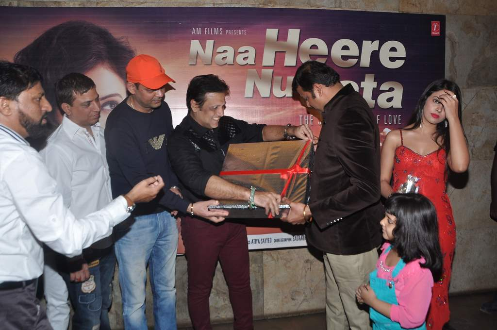 Govinda at music launch (2)