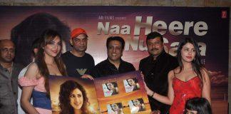 Govinda attends Punjabi music album Naa Heere Nu Sata launch event