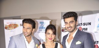 Priyanka Chopra, Arjun Kapoor, Ranveer Singh promote Gunday on Dance India Dance