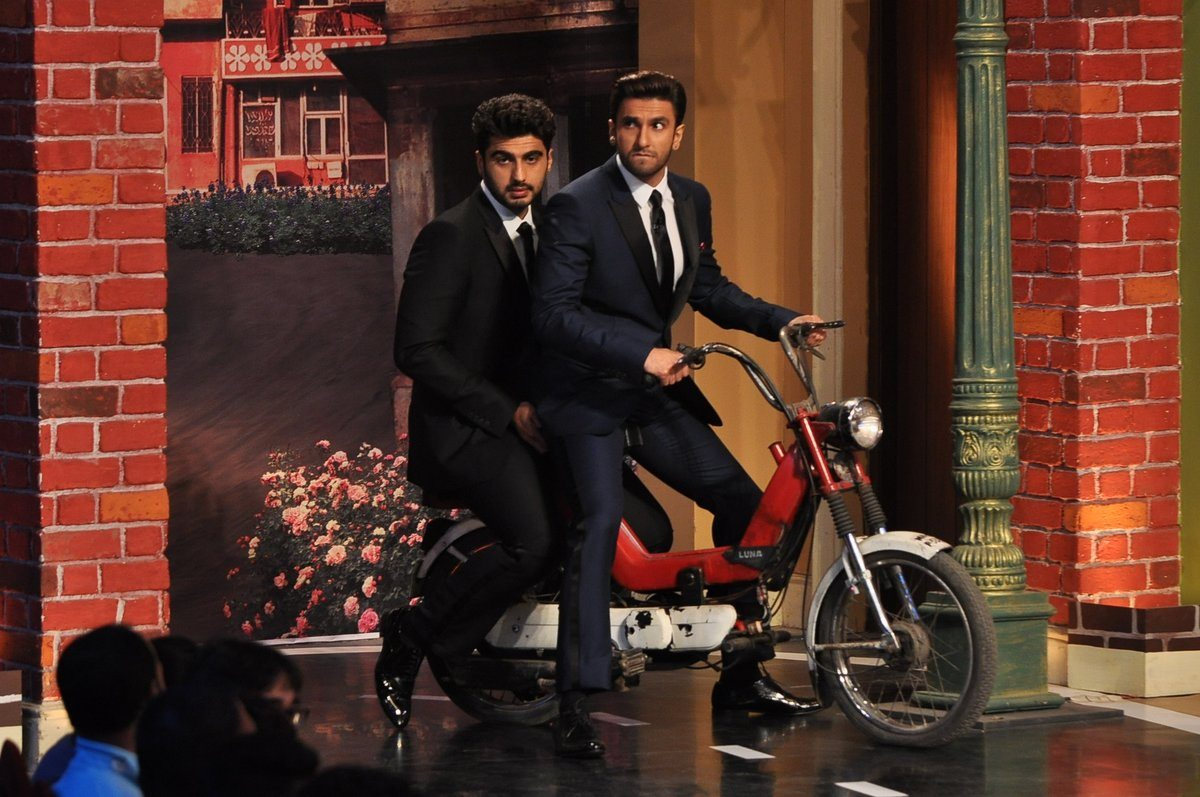 Gunday at COmedy nights with kapil (7)