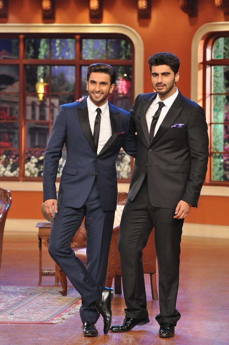 Gunday at comedy nights with kapil (1)