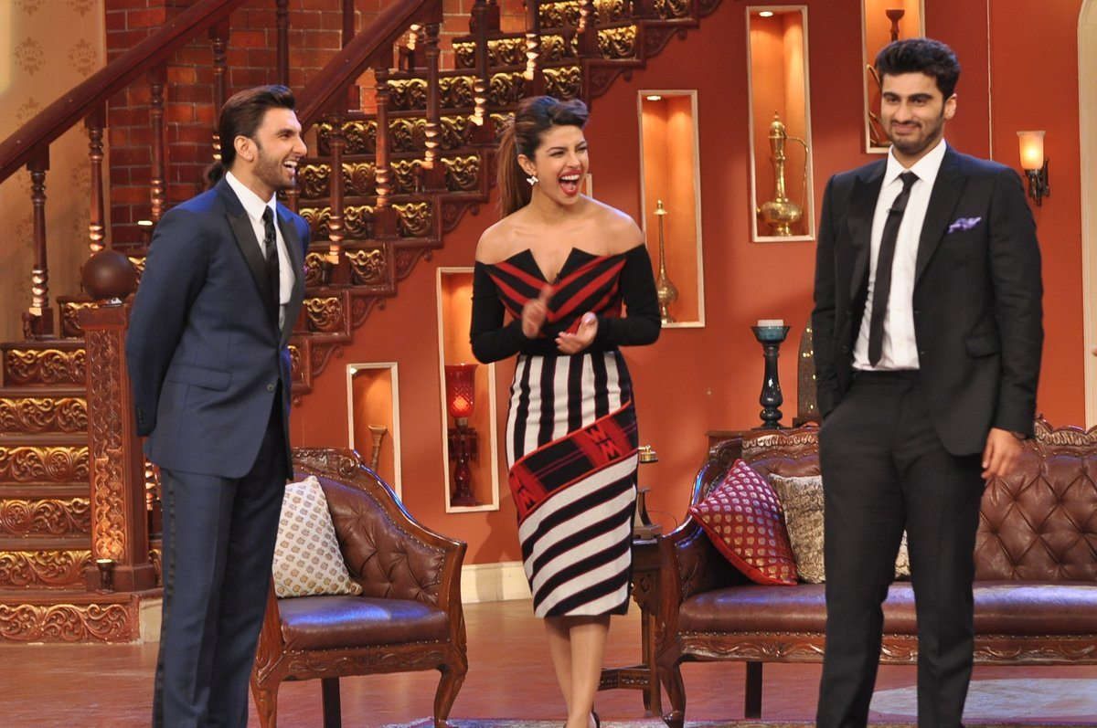 Gunday at comedy nights with kapil (5)