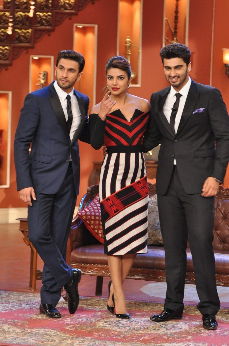 Gunday at comedy nights with kapil (6)