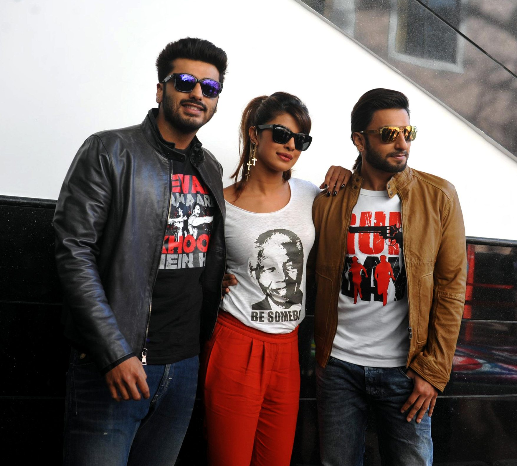 Gunday promotions at college campus (1)