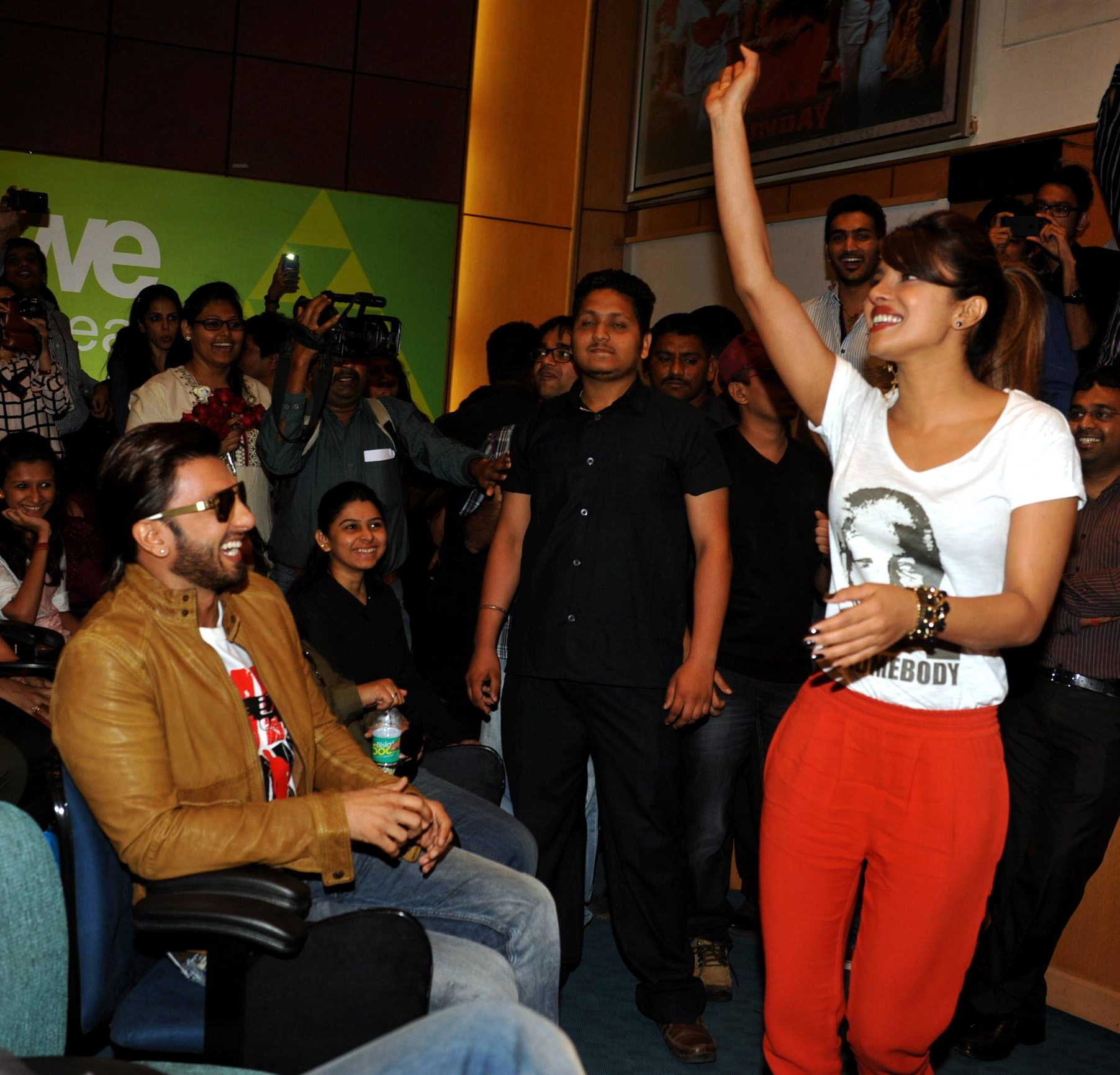 Gunday promotions at college campus (6)