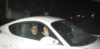 Amitabh Bachchan, Aamir Khan, Priyanka Chopra attend Gunday screening