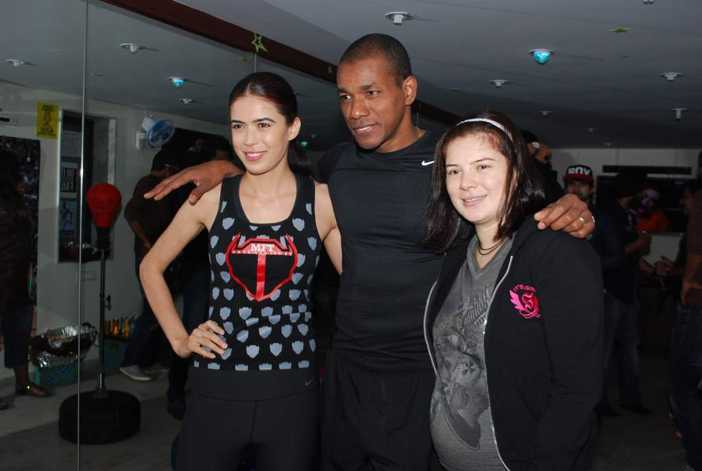 Harrison james new gym (3)