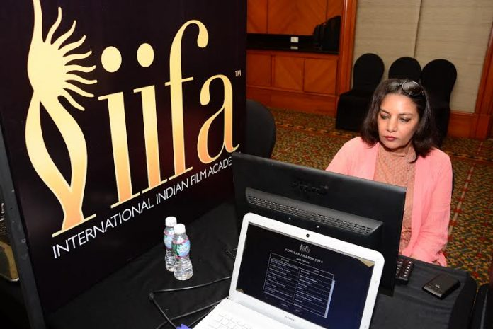 IIFA Voting weekend 2014 (1)