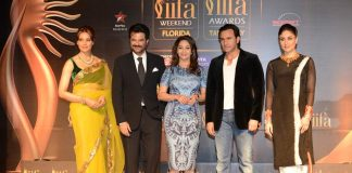 Madhuri Dixit, Saif Ali Khan, Bipasha Basu, Anil Kapoor attend IIFA 2014 press meet