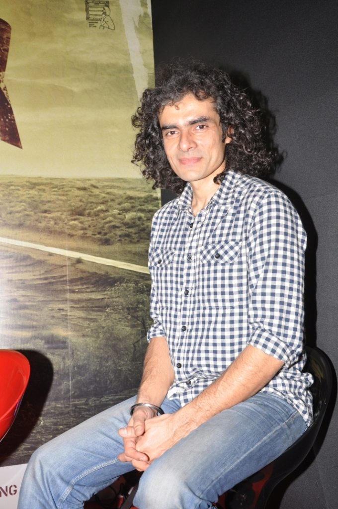 Imtiaz Ali, at the Launch