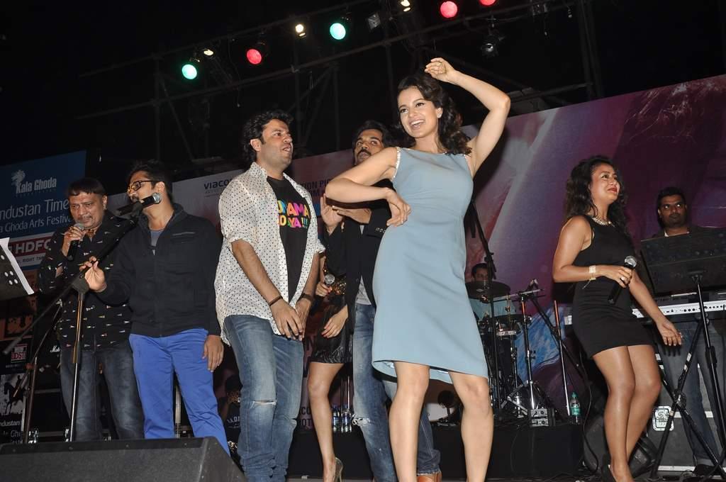Kangana Ranaut queen music launch (1)