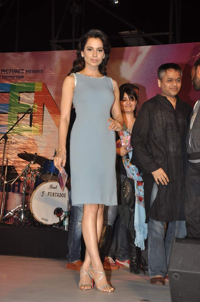 Kangana Ranaut queen music launch (3)