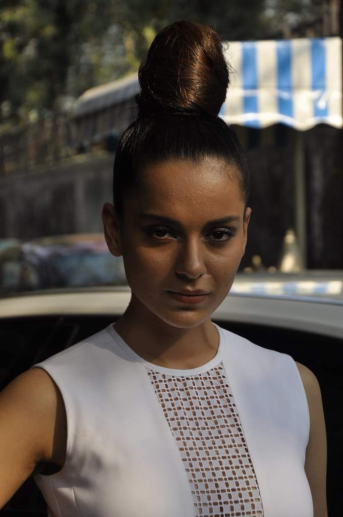 Kangana ranaut queen new look (1)