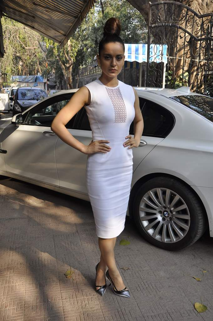 Kangana ranaut queen new look (3)