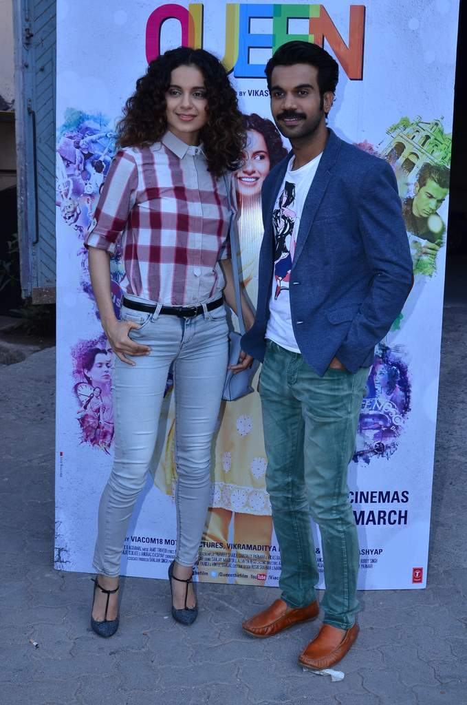 Kangana ranaut queen promotions (1)