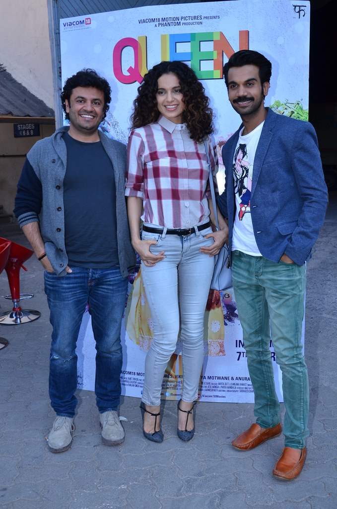 Kangana ranaut queen promotions (2)