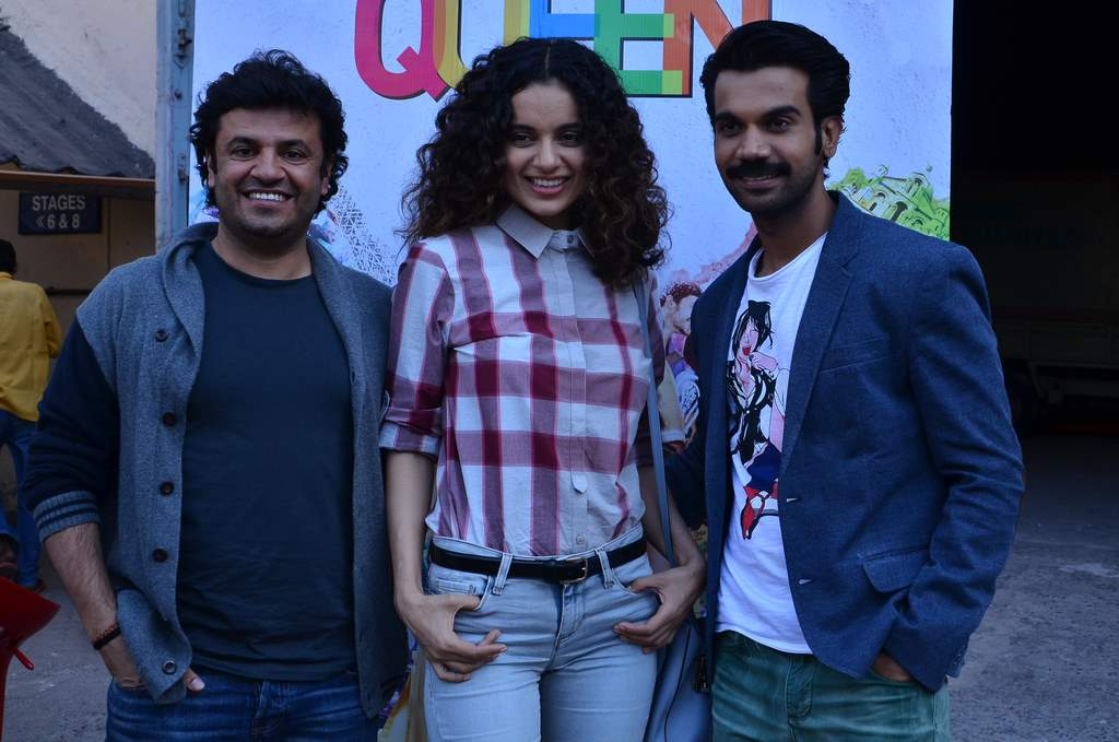 Kangana ranaut queen promotions (3)