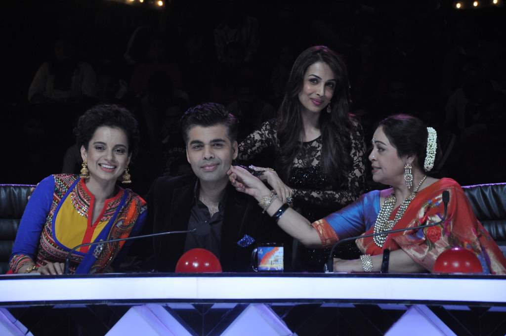 Kangana ranaut queen promotions o IGT (1)