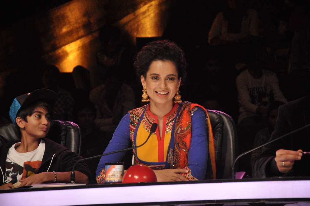 Kangana ranaut queen promotions o IGT (5)